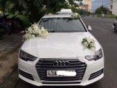 Bán Audi A4 màu trắng, số tự động, máy xăng 2016 đăng kí 2017 giá 1 tỷ 400 tr tại Đà Nẵng