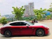 Cần bán Porsche Panamera sản xuất năm 2009, hai màu, nhập khẩu nguyên chiếc giá 1 tỷ 600 tr tại Hà Nội