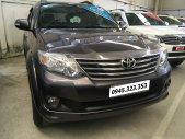 Bán ô tô Toyota Fortuner V đời 2015, màu xám, giá tốt giá 770 triệu tại Tp.HCM