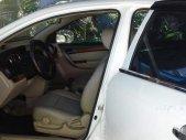 Cần bán lại xe Daewoo Gentra đời 2009, màu trắng máy êm giá 165 triệu tại Quảng Nam