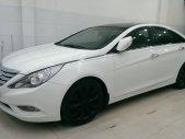 Bán Hyundai Sonata năm 2010, màu trắng, nhập khẩu số tự động giá 515 triệu tại Quảng Ngãi