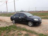 Cần bán gấp Toyota Vios năm 2004, màu đen, giá tốt giá 150 triệu tại Phú Thọ