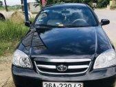 Bán Daewoo Lacetti sản xuất năm 2008, màu đen, xe đẹp giá 159 triệu tại Thanh Hóa