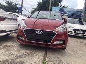 Bán Hyundai Grand i10 2019, màu đỏ có xe giao ngay, nhiều ưu đãi hấp dẫn, hỗ trợ trả góp đến 80% giá 420 triệu tại Cần Thơ