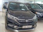 Bán xe Honda CR V 2.4, AT sản xuất cuối 2015,bản full opition, màu đen, xe còn rất mới, rất đẹp. giá 845 triệu tại Tp.HCM