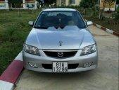 Cần bán lại xe Mazda 323 đời 2003, màu bạc giá 145 triệu tại Gia Lai