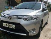 Bán Toyota Vios 1.5G đời 2017, màu bạc số tự động giá cạnh tranh giá 500 triệu tại Bình Dương