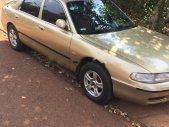 Cần bán lại xe Mazda 626 năm sản xuất 1996, màu vàng, nhập khẩu nguyên chiếc, giá tốt giá 117 triệu tại Gia Lai