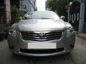 Bán Toyota Camry 2.4G tự động, màu bạc 2011, xe đi ít giá 586 triệu tại Tp.HCM