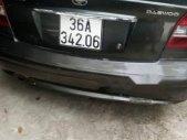 Bán ô tô Daewoo Nubira năm 2000, màu đen, nhập khẩu nguyên chiếc xe gia đình, giá chỉ 75 triệu giá 75 triệu tại Thanh Hóa