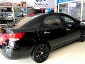 Bán Kia Forte SLi sản xuất năm 2009, màu đen, nhập khẩu số tự động giá 365 triệu tại Bắc Giang