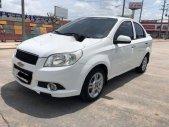 Cần bán Chevrolet Aveo sản xuất 2017, màu trắng, nhập khẩu giá 350 triệu tại Tp.HCM