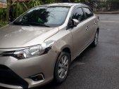 Bán xe cũ Toyota Vios đời 2015, màu vàng giá 410 triệu tại Hải Dương