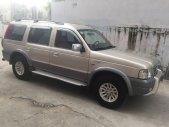 Gia đình cần bán xe Everest 2007 đk 2008, số sàn, máy xăng, màu hồng phấn, giá 285 triệu tại Tp.HCM