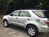 Cần bán xe Toyota Fortuner G 2012 máy dầu số sàn, màu bạc giá 605 triệu tại Tp.HCM