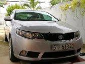 Bán xe cũ Kia Forte AT đời 2010, màu bạc giá 350 triệu tại Tp.HCM