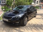 Bán ô tô Kia K3 1.6AT đời 2014, màu đen giá 498 triệu tại Hà Nội