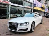 Vừa về Audi A8L model 2012, phủ ceramic từ mới, phun kịch option giá 1 tỷ 899 tr tại Hà Nội