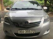 Chính chủ bán xe Toyota Vios E đời 2010, màu bạc, nhập khẩu giá 275 triệu tại Ninh Bình