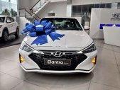 Cần bán Hyundai Elantra sản xuất năm 2019, màu trắng, xe nhập, giá tốt giá 580 triệu tại Kiên Giang