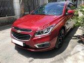 Cần bán xe Chevrolet Cruze LTZ 2018 màu đỏ mâm đen, BSTP giá 515 triệu tại Tp.HCM