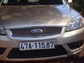Bán Ford Focus đời 2008, màu vàng cát giá 190 triệu tại Đắk Lắk