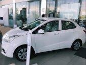 Bán Hyundai Grand i10 sản xuất năm 2019, màu trắng, giá chỉ 349.5 triệu giá 350 triệu tại Kiên Giang