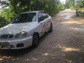 Bán Daewoo Lanos sản xuất 2003, màu trắng, xe như mới giá 52 triệu tại Bắc Ninh