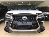 Giao ngay Lexus LX570 Super Sport S 2020 màu đen nội thất nâu giá 9 tỷ 100 tr tại Hà Nội