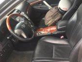 Cần bán gấp Toyota Camry 3.5Q đời 2008, màu đen giá 525 triệu tại Hà Nội