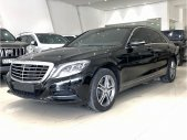 Mình cần bán một xe Mercedes S400 đời 2016, màu đen, nhập khẩu, siêu đẹp giá 2 tỷ 850 tr tại Tp.HCM