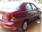 Bán xe Daewoo Lanos 2004 màu đỏ xe trong nước, giá 105tr giá 105 triệu tại Đắk Lắk