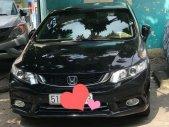 Bán ô tô Honda Civic đời 2015, màu đen số tự động, giá 550tr giá 550 triệu tại Tp.HCM