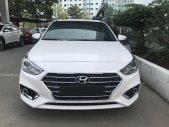 Bán ô tô Hyundai Accent AT bản đặc biệt, năm sản xuất 2019, màu trắng, xe giao ngay giá 540 triệu tại Tp.HCM