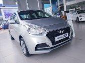 Bán xe Hyundai Grand i10 2019, màu bạc, nhập khẩu giá 350 triệu tại Trà Vinh