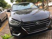 Bán xe Hyundai Accent 1.4AT đời 2019, màu đen giá 504 triệu tại Tp.HCM