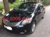 Bán lại xe Toyota Vios E đời 2009, màu đen, tư nhân gia đình giá 218 triệu tại Bắc Giang
