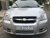 Bán Chevrolet Aveo sản xuất 2012, màu bạc, zin nguyên bản giá 237 triệu tại Bình Dương