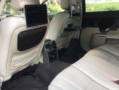 Bán ô tô Jaguar XJ series L 5.0 Supercharged 2011, màu đen, xe nhập giá 1 tỷ 850 tr tại Tp.HCM