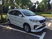 Bán Suzuki Ertiga AT đời 2019, màu trắng,nhập khẩu nguyên chiếc giá 549 triệu tại Bình Dương