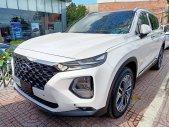 Hyundai Santafe Dầu Premium màu trắng+ Bán giá niêm yết+ Tặng full phụ kiện độc quyền  giá 400 triệu tại Bình Dương