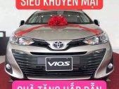 Toyota Thái Hòa Từ Liêm - Bán Vios CVT 2019 giá cực tốt, nhiều quà tặng hấp dẫn - LH: 0975.882.169 giá 515 triệu tại Hòa Bình