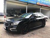 Cần bán Chevrolet Cruze LT đời 2016, màu đen giá 375 triệu tại Hà Nội