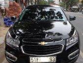 Bán ô tô Chevrolet Cruze LTZ 1.8 AT đời 2015, màu đen   giá 400 triệu tại Tp.HCM