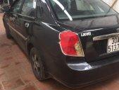 Cần bán lại Daewoo Lacetti 2005, màu đen, xe gia đình giá 115 triệu tại Hà Nội