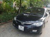 Gia đình bán lại xe Honda Civic 1.8 MT năm 2008, màu đen giá 315 triệu tại Hà Nội