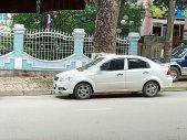Cần bán xe Chevrolet Aveo 1.5AT đời 2018, màu trắng   giá 350 triệu tại Tuyên Quang