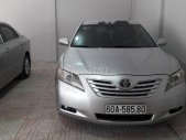 Cần bán lại xe Toyota Camry AT sản xuất 2008, màu bạc, nhập khẩu ít sử dụng giá 550 triệu tại Đồng Nai