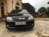 Bán Toyota Vios sản xuất năm 2007, màu đen giá 190 triệu tại Hà Nam