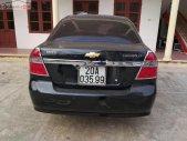 Bán Chevrolet Aveo năm sản xuất 2012, màu đen, số sàn giá 225 triệu tại Bắc Giang